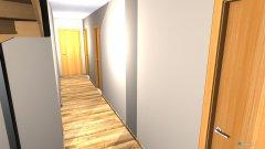 Raumgestaltung flur in der Kategorie Flur