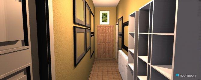 Raumgestaltung Garden Room in der Kategorie Flur
