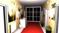 Raumgestaltung Gemeindeflur in der Kategorie Flur