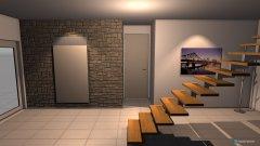 Raumgestaltung hal in der Kategorie Flur
