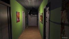 Raumgestaltung Hallway in der Kategorie Flur