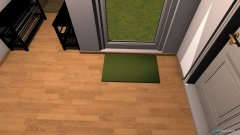 Raumgestaltung Hausgang in der Kategorie Flur