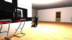 Raumgestaltung Küche Leo in der Kategorie Flur