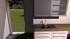 Raumgestaltung küche in der Kategorie Flur