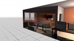Raumgestaltung nagyszoba in der Kategorie Flur