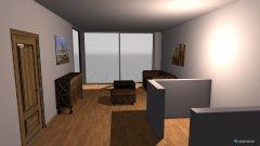 Raumgestaltung Open House in der Kategorie Flur