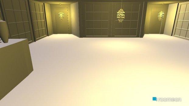 Raumgestaltung Plaza in der Kategorie Flur