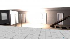 Raumgestaltung raum5 in der Kategorie Flur