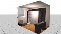 Raumgestaltung room in der Kategorie Flur
