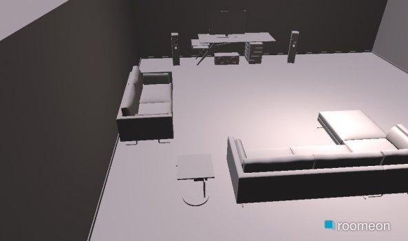 Raumgestaltung sala in der Kategorie Flur