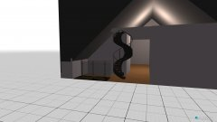 Raumgestaltung Treppe Lösung  in der Kategorie Flur