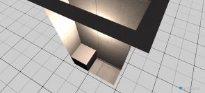 Raumgestaltung treppe in der Kategorie Flur
