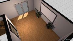 Raumgestaltung Vor dem Aufzug in der Kategorie Flur