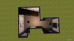 Raumgestaltung Vorhaus mit Flur in der Kategorie Flur