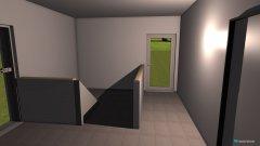 Raumgestaltung Vorraum_1 in der Kategorie Flur