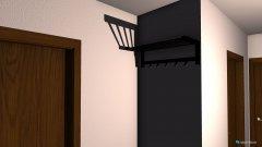 Raumgestaltung Wohnung Mona & Michi Flur in der Kategorie Flur