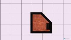 Raumgestaltung Zimmer2 in der Kategorie Flur