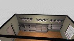 Raumgestaltung abstellraum in der Kategorie Foyer