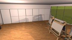 Raumgestaltung Atelier V2 in der Kategorie Foyer