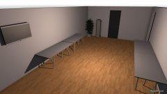 Raumgestaltung AUsstellung in der Kategorie Foyer