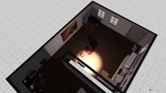Raumgestaltung einzimmer haus in der Kategorie Foyer