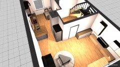 Raumgestaltung ELLERNWEG - Erdgeschoss in der Kategorie Foyer