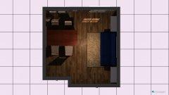 Raumgestaltung Esszimmer 2 in der Kategorie Foyer