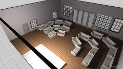 Raumgestaltung EUK in der Kategorie Foyer