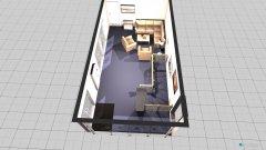 Raumgestaltung Foye mit anbau in der Kategorie Foyer