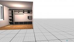 Raumgestaltung Garderobe in der Kategorie Foyer