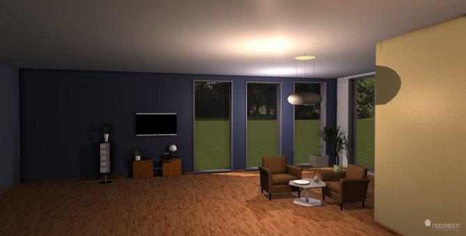 Raumgestaltung Grundrissvorlage Quadrat in der Kategorie Foyer