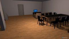 Raumgestaltung Haus EG in der Kategorie Foyer