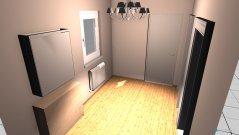 Raumgestaltung Hausflur in der Kategorie Foyer