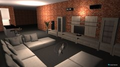 Raumgestaltung loft 2 in der Kategorie Foyer