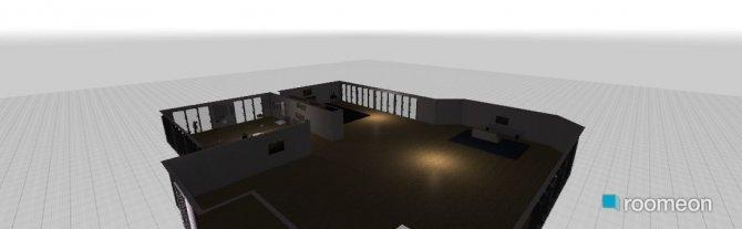Raumgestaltung Loft in der Kategorie Foyer