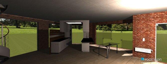 Raumgestaltung Projekt 1 - 2012  in der Kategorie Foyer