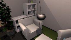 Raumgestaltung Raumgestaltung Wartebereich in der Kategorie Foyer