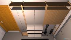Raumgestaltung Schleuse in der Kategorie Foyer
