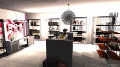 Raumgestaltung shop1 in der Kategorie Foyer