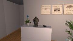 Raumgestaltung Stube 1 in der Kategorie Foyer