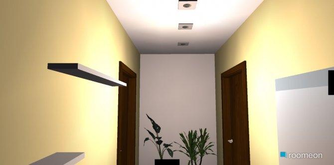 Raumgestaltung unsre wohnung 4 in der Kategorie Foyer