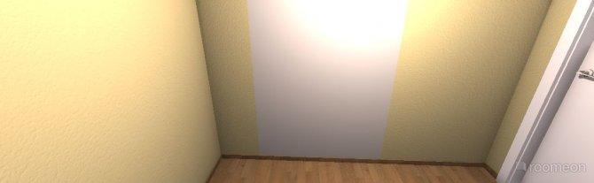 Raumgestaltung Vorraum in der Kategorie Foyer