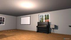 Raumgestaltung Wohnung 1  in der Kategorie Foyer
