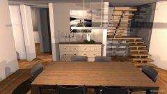 Raumgestaltung Wohnung Ettenkirch in der Kategorie Foyer