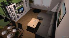 Raumgestaltung wohnzimmer in der Kategorie Foyer