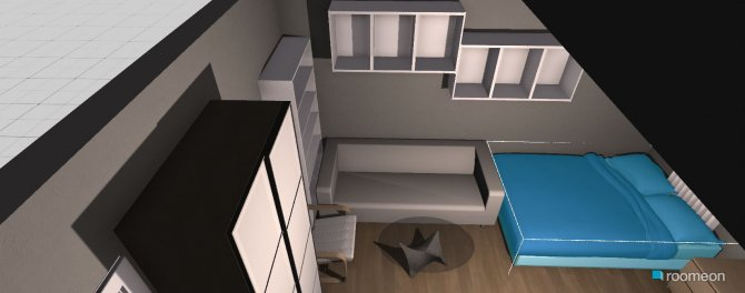 Raumgestaltung Zimmer in der Kategorie Foyer