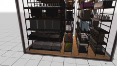 Raumgestaltung ariesierungsentwurf in der Kategorie Garage