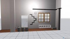 Raumgestaltung Balkon in der Kategorie Garage