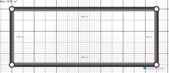 Raumgestaltung container in der Kategorie Garage