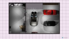 Raumgestaltung Detailing Garage in der Kategorie Garage